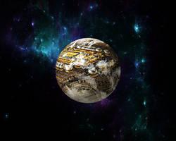 El Planeta Naldas-nilris-phlaunosos by Jakeukalane