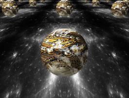El Zhin del Planeta Naldasnilrisphlaunosos (image) by Jakeukalane