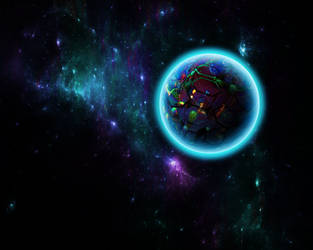 El Planeta Ekovromesek by Jakeukalane