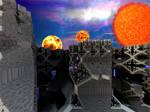 Djhdsu en la Tierra de los Tres Soles Danzarines