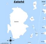 Mapa de Eakehe