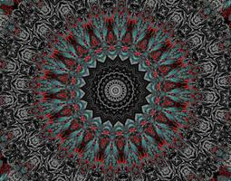 Reunion of Kaleidoscopical Gods by Jakeukalane