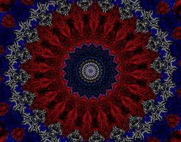 Reunion of Kaleidoscopical Gods II by Jakeukalane
