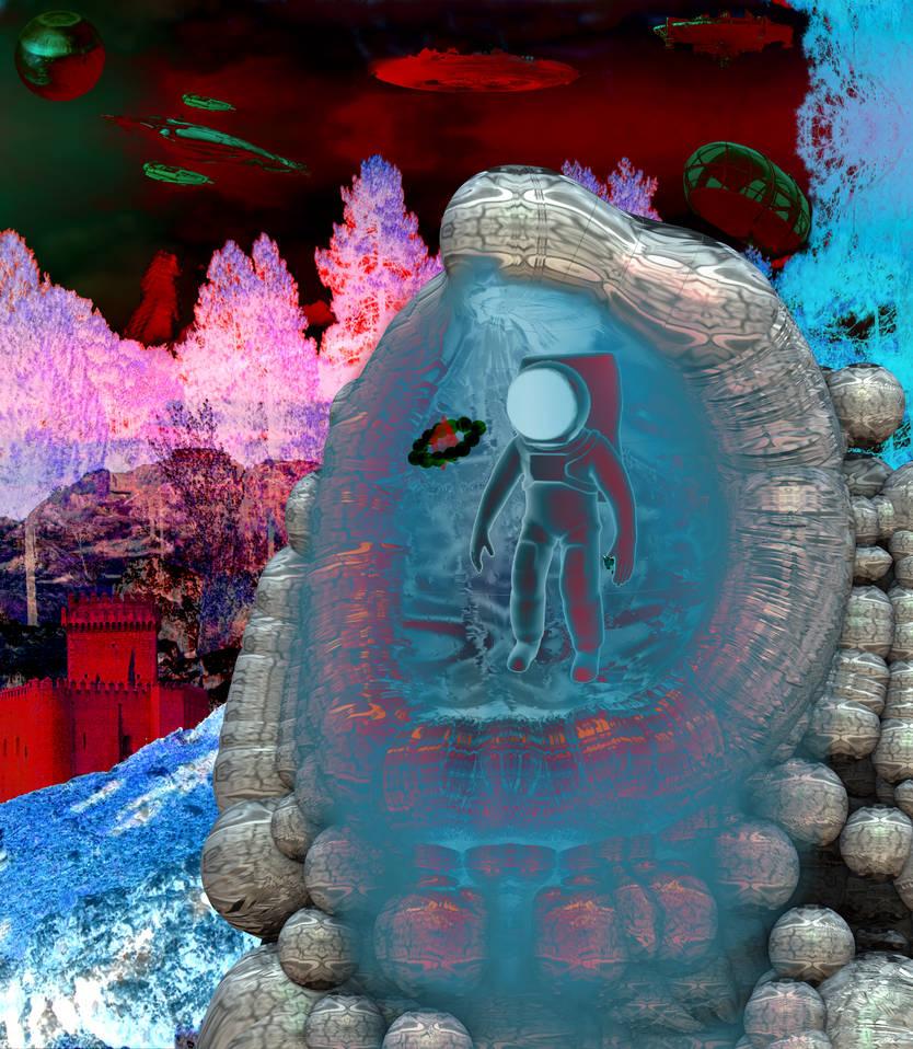 A Glimpse Of Future by Jakeukalane