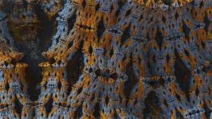 Fractal Mangroves by Jakeukalane