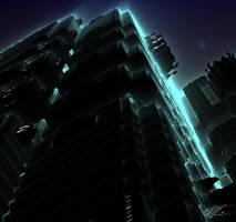 The Dark Dussian Tower (phung B #8) by Jakeukalane