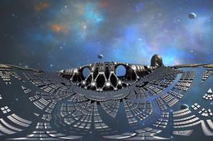 The Stellar Mansions by Jakeukalane