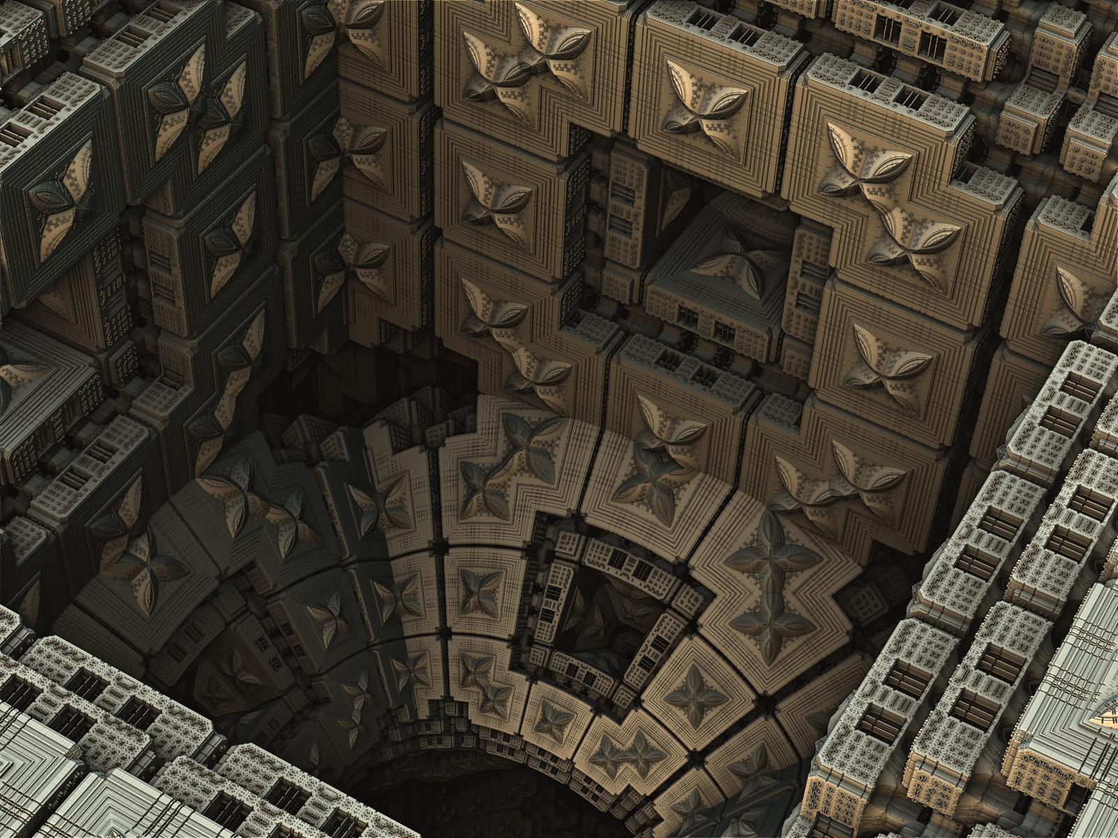 Inside my fortress by Jakeukalane
