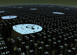 The Fractal City in modern times III