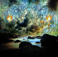 Labyrinth of Energies by Jakeukalane