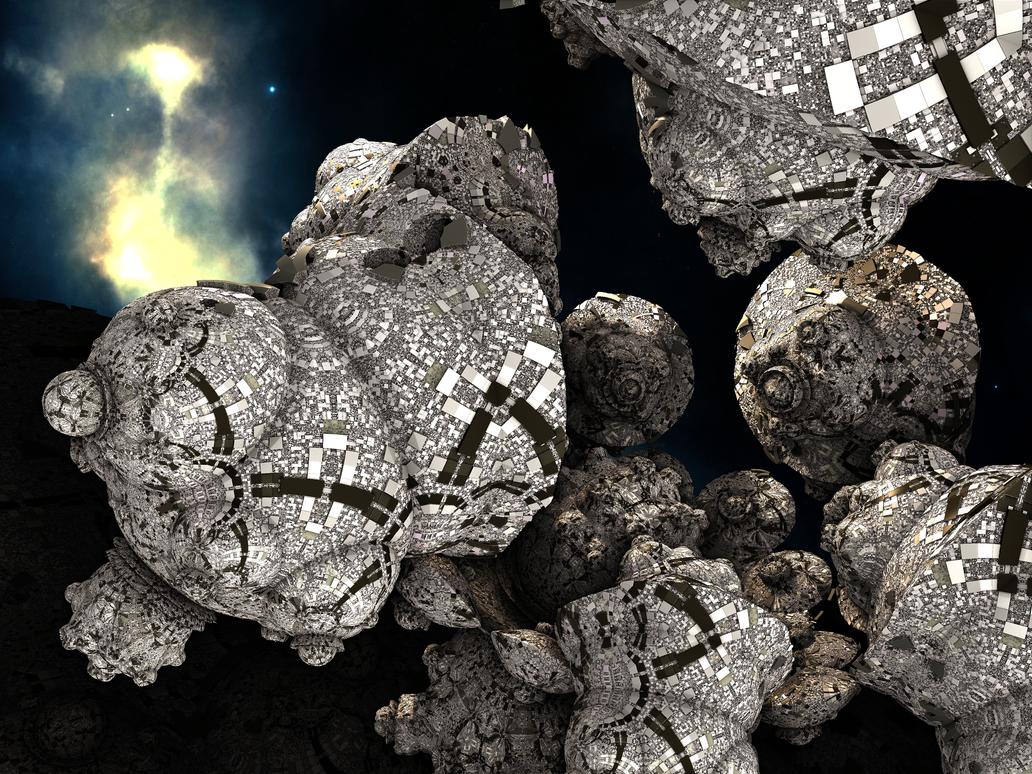 Space Dust by Jakeukalane