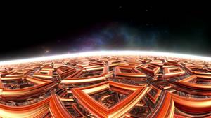Space City by Jakeukalane