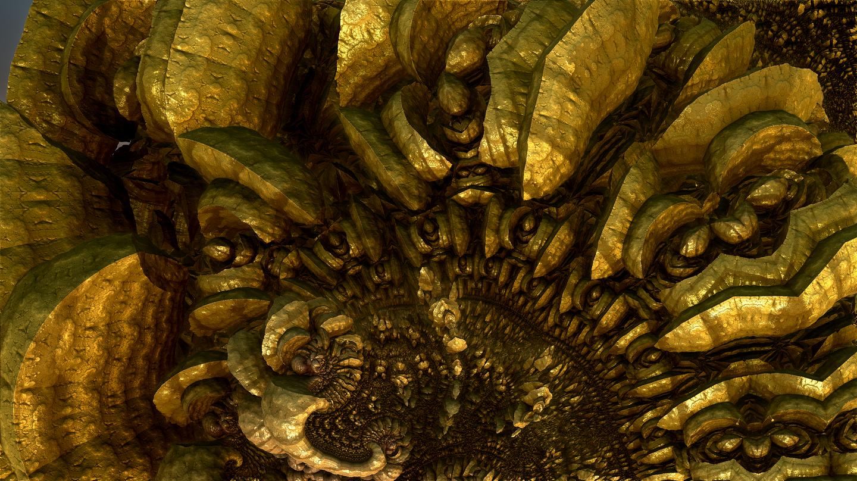 Spiral chaos by Jakeukalane