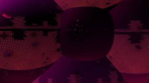 Entering the Fractal Disco by Jakeukalane