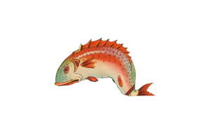 A Fish Tale (stock) by Jakeukalane