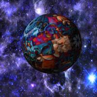 El Planeta Hieui by Jakeukalane