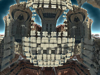 All your fractals are belong to us by Jakeukalane