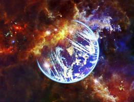 El Planeta Nefren by Jakeukalane