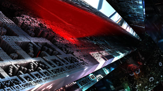 Descending the levels