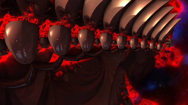 The Floating Crimson Jewel