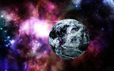 The Aworu Planet by Jakeukalane