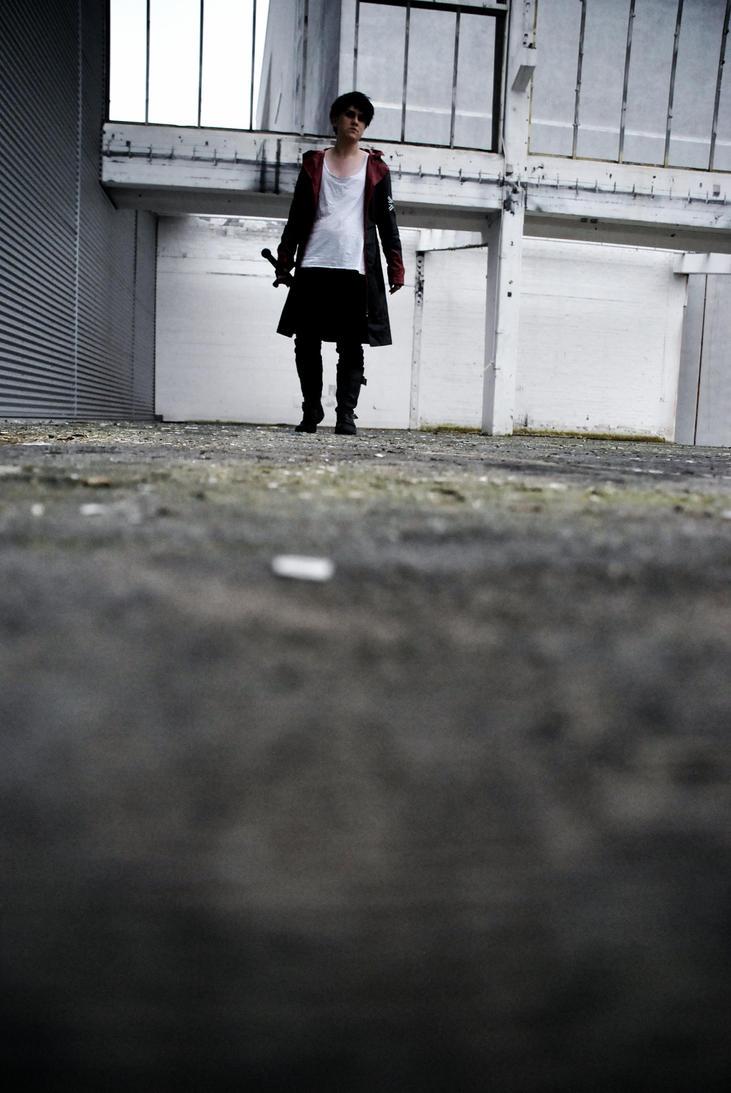 Dante [DMC 5] by Ryotacchi