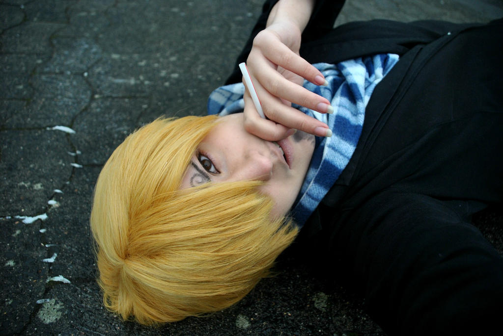 Sanji two years later [Preview] by Ryotacchi