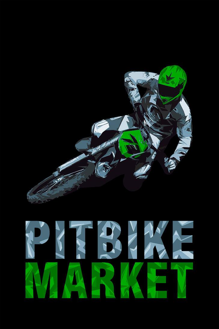 Pitbike Market Logo by 5tep5