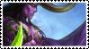 illidan stormrage stamp by uimeon