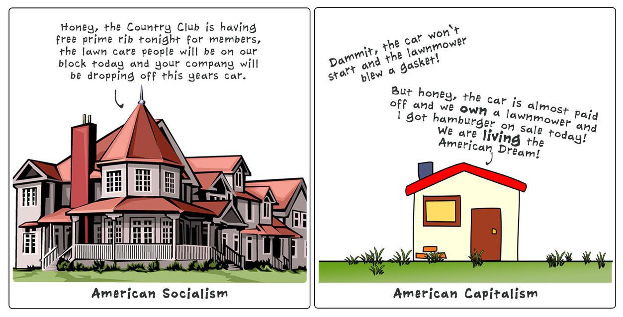 Socialism And Captalism Lesson Plans