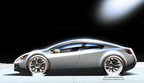 Nissan by AutonomousDesign
