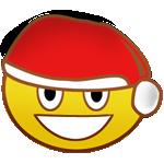 Smiley Noel by Ory-arts