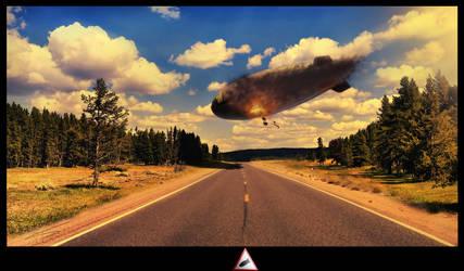 Beware of the airship