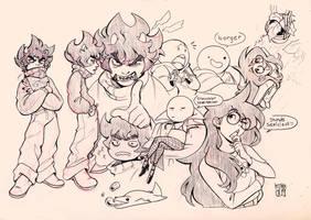 [HS] My Childes