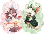 (CLOSED) February Thimblets (AUCTION)