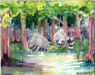 swamp critters