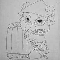 My character is so kawaii :3