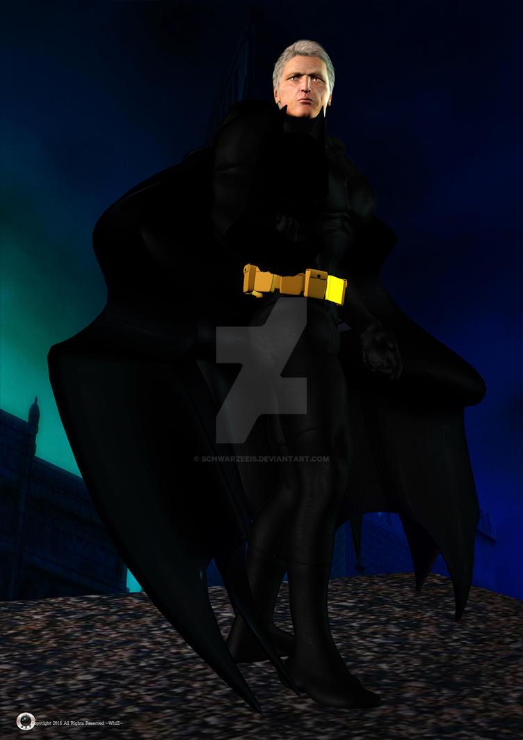 Bruce Wayne by schwarzeeis