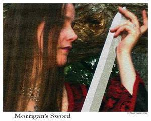 Morrigan's Sword