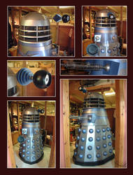 Dalek by Carl-Seager