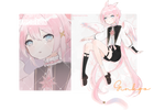 [OPEN]  Adoptable auction by Ginkqo