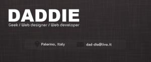 daddie2's Profile Picture