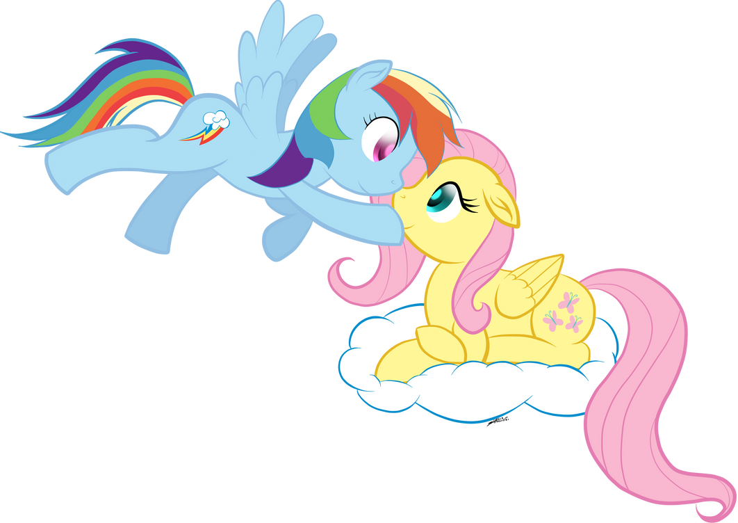 Dash and Shy by sHaOliN01
