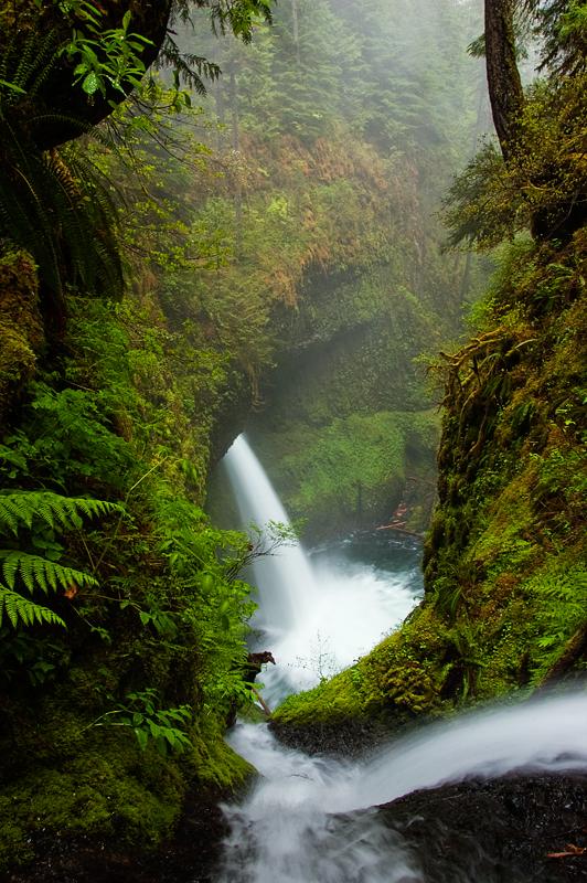Metlako Falls by greglief