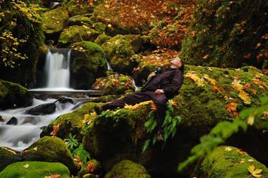 At Elowah Falls