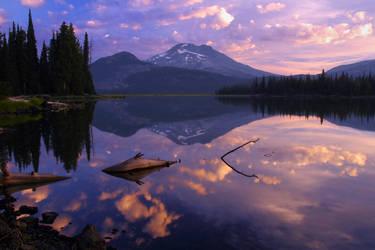 Sparks Lake Sunrise