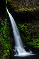 Wahe Falls, Study 2 by greglief