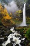 Elowah Falls, Autumn 2012