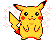 f2u pikachu pixel decor~ by SICK-SHARK
