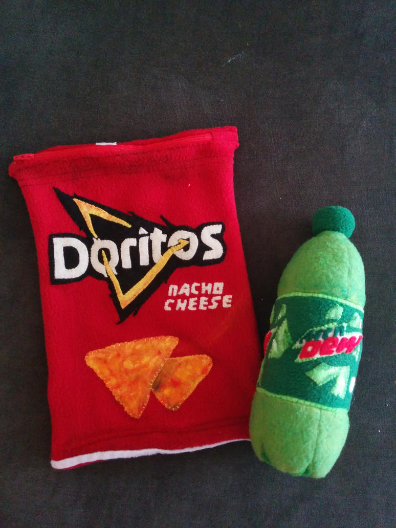 the most mlg plushies doritos and mountain dew by quantico on